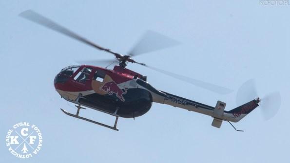 The Flying Bulls BO-105 Bolkov