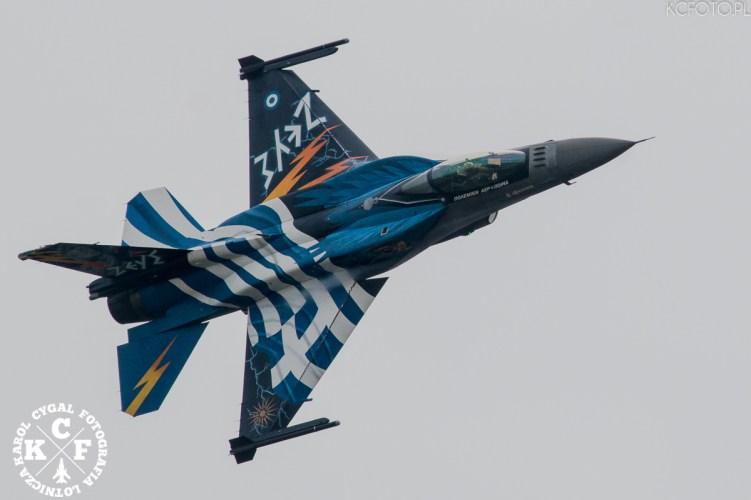 Hellenic F16 Demo Team