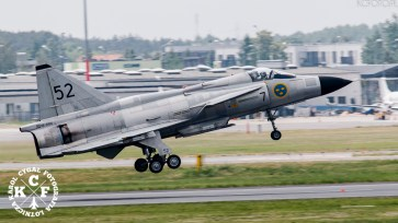Swedish Air Force Historic Flight