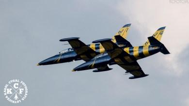 Baltic Bees jet team