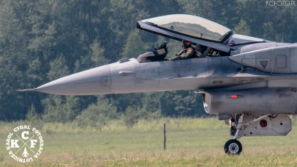 F-16 Tiger Demo Team