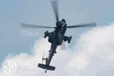Attack Helicopter Display Team
