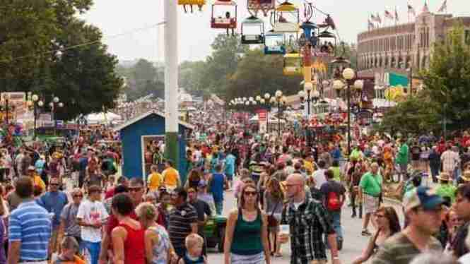 How Much Fried Food Can You Get For 50 At The Iowa State Fair