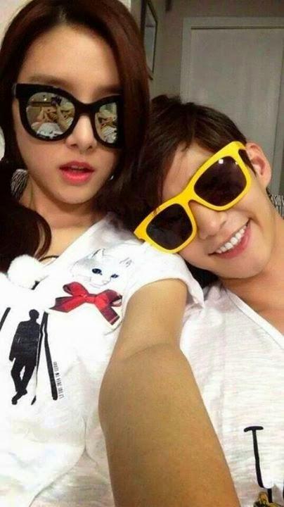 Song Jae Rim Kim So Eun