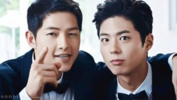 Joongki and Bogum