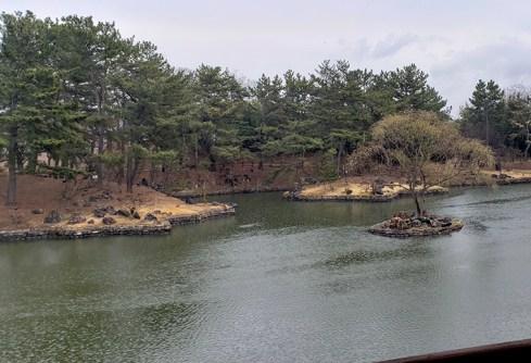 Busan day 4 - Gyeongju Donggung Palace 8