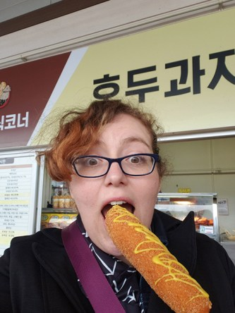Busan day 4 - rest stop