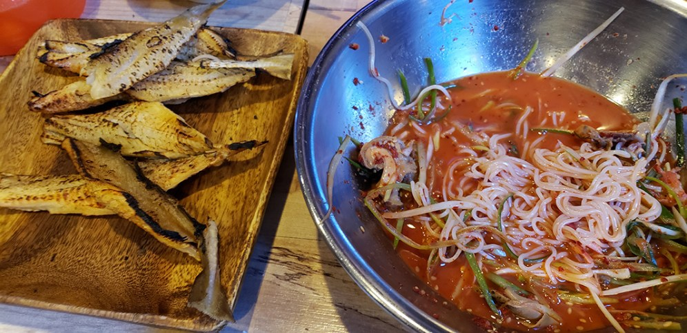 Seoul - Day 1 - Food Tour - 58