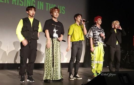 Vanner - Denver - GON - Haeseong - Taehwan - Youngkwan - Ahxian 12