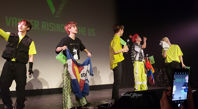 Vanner - Denver - GON - Haeseong - Taehwan - Youngkwan - Ahxian 3