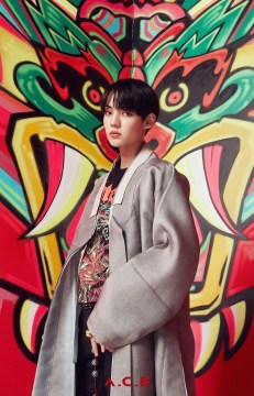 A.C.E - hanbok - Donghun