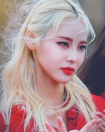 JinSoul from LOONA