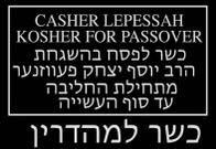 ElbyhechsherPassover