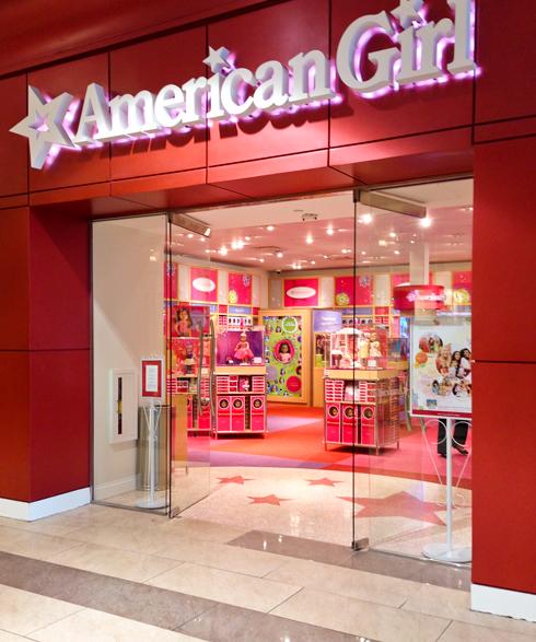 American Girl store, Oak Park Mall, Overland Park, KS