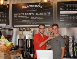 Black Dog Coffeehouse