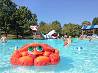 Leawood Aquatic Center Youth Pool