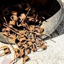 [Abandoned?] Junkyard in Cherokee, Texas