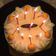 Kue Ulang Tahun Kejutan dari Mereka
