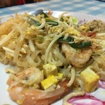 1 Phad Thai Seafood