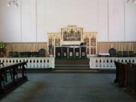 Tampak Dalam Gereja