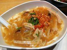 Pork Belly Noodle