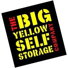 The Big Yellow Self Stotage Company logo