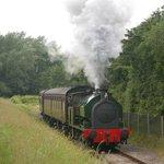 Steam Rail (Preston)