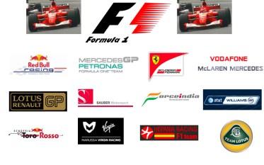 Formula 1 Raching Greater Noida 2011 Entry Teams List
