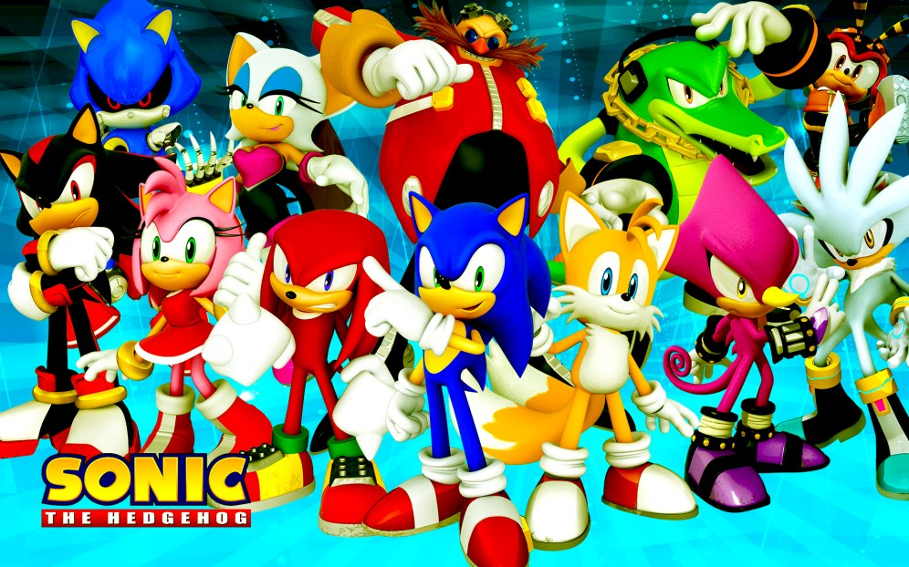 sonic-characters-wallpaper-2