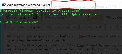 command prompt window1