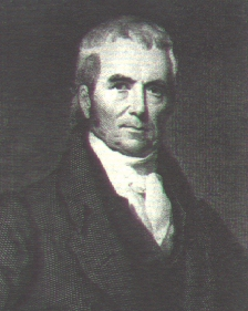 John Marshall, Chief Justice of the Supreme Court (1801-1835)