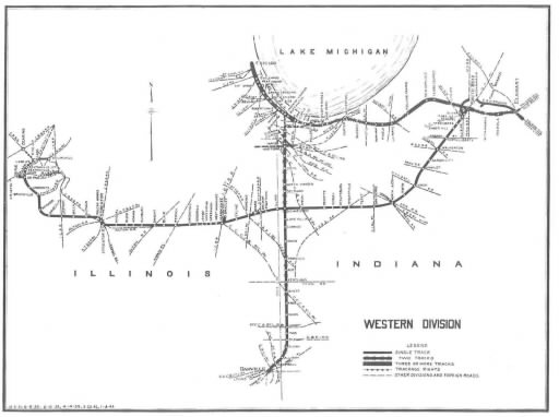 "An Older Rail ""Chicago Bypass"""