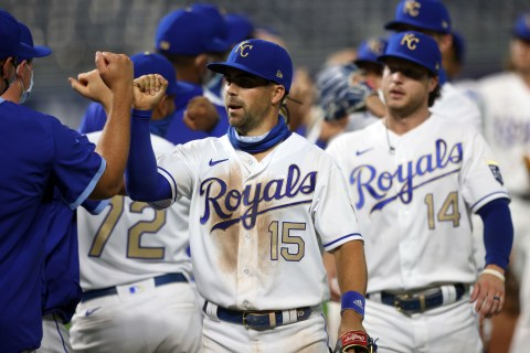 What we learned after Kansas City Royals scored four runs in first inning