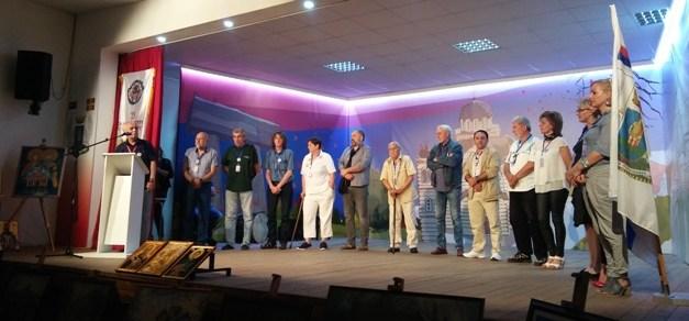 """Otvaranjem likovne kolonije """"Mladen Popović"""" počeo 23. Sabor kulturnog stvaralaštva Srbije"""