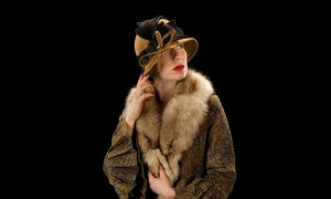 Rebecca Vaughan in Dalloway with Dyad Productions