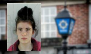 Courtney Twomey pictured inset. Source: Garda Press Office