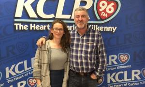Miriam Donohue & Martin Bridgeman on A Studio 2 Session for Folk/Roots on KCLR