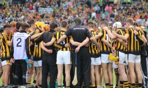 Pat Hoban makes no changes to starting 15 to face Galway. Photo: KilkennyGAA.ie