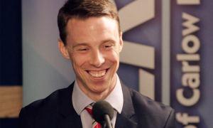 2011 All-Ireland winning Kilkenny captain, Brian Hogan