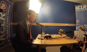 Brian Hogan on KCLR's Kittens To Cats