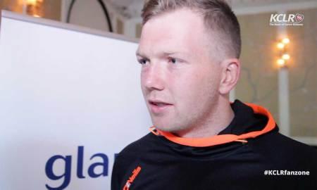 Walter Walsh speaks to KCLR Sport in Langton House Hotel at the Kilkenny GAA media night.