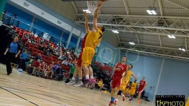 Team Kilkenny in National Basketball League action at the Watershed complex, Kilkenny. Photo: Tomasz Kalisz/Team Kilkenny
