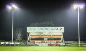 Carlow Rugby Club under lights. Pic - Stephen Byrne/KCLR