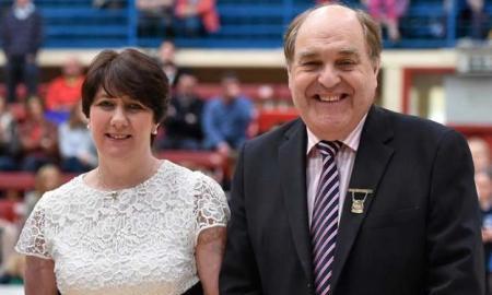 Theresa Walsh. Credit: Basketball Ireland