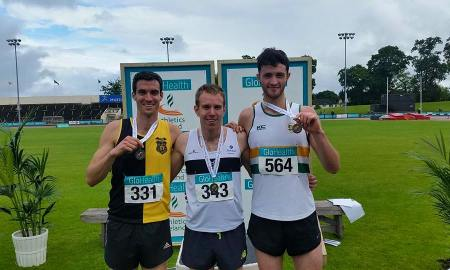Eoin Everard. Credit: Kilkenny City Harriers on Facebook