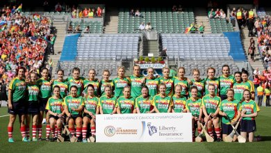 Carlow - 2016 All-Ireland Premier Junior Camogie Champions. Photo: Camogie.ie
