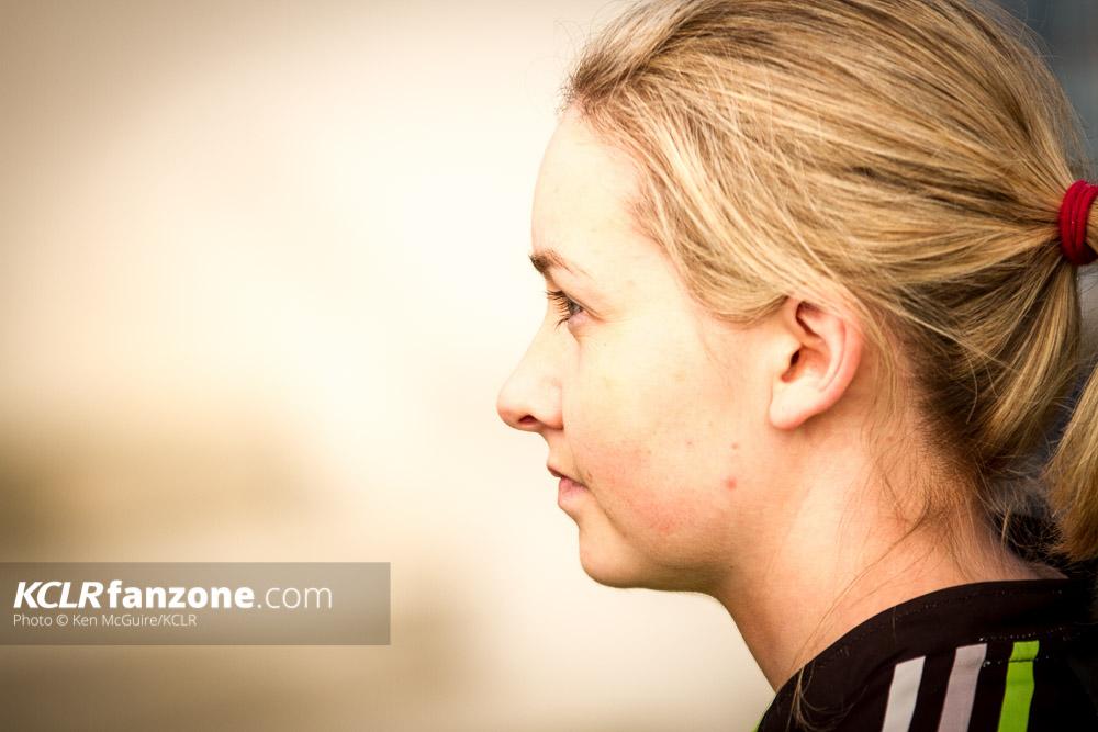 Kilkenny senior camogie captain Michelle Quilty. Photo: Ken McGuire/KCLR