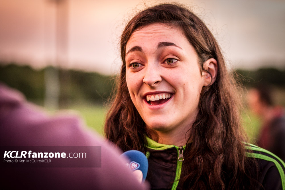 Kilkenny intermediate camogie's Niamh Leahy. Photo:Ken McGuire/KCLR