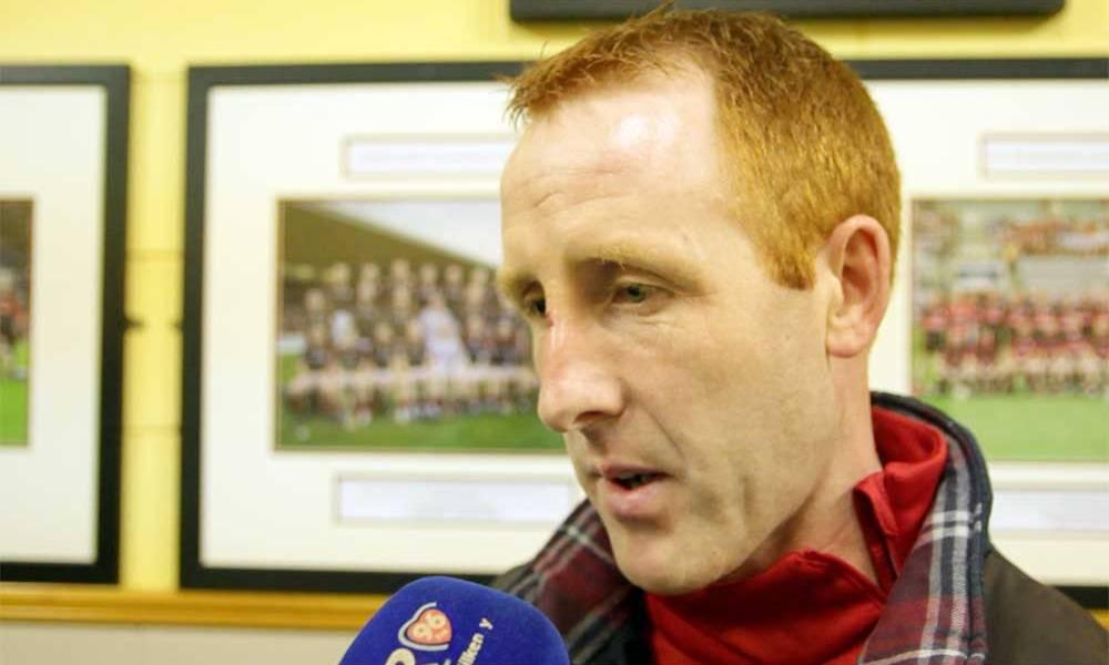 Mount Leinster Rangers senior hurler Eddie Coady. Photo: Ken McGuire/KCLR