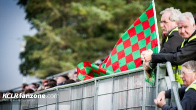 Palatine colours flying at Netwatch Cullen Park. Photo: Ken McGuire/KCLR